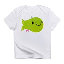 Arty Smarty Creeper Infant T-Shirt