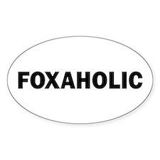Fox aholic v2 Decal