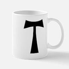 Cute Tau cross Mug
