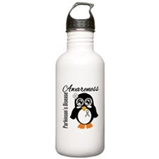 Penguin Parkinsons Disease Water Bottle