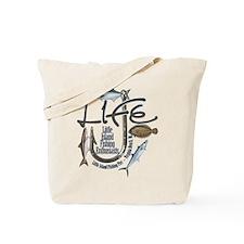 L.I.F.E. #3 Tote Bag