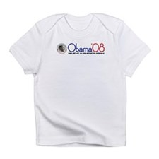 """""""Obama Believe In America"""" Infant T-Shirt"""