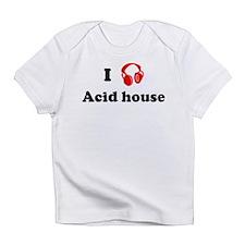 Acid house music Infant T-Shirt