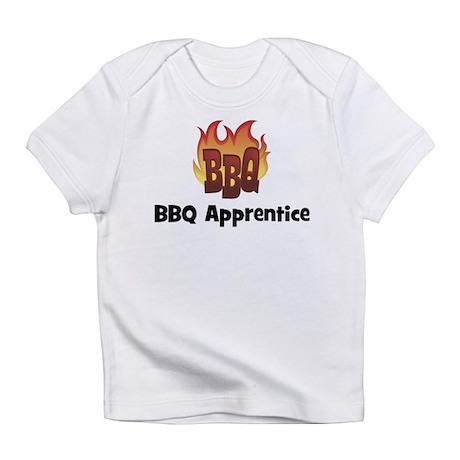 BBQ Fire: BBQ Apprentice Infant T-Shirt