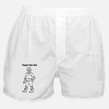 sex god Boxer Shorts