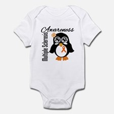 Penguin Multiple Sclerosis Infant Bodysuit