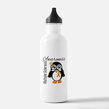 Penguin Multiple Sclerosis Water Bottle