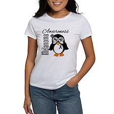 Penguin Cancer Awareness Tee