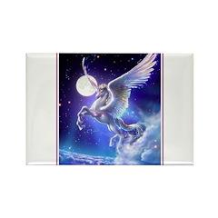 Pegasus Rectangle Magnet (100 pack)