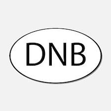 Drum n' Bass Nation Sticker