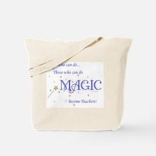 Do Magic Too Canvas Tote Bag
