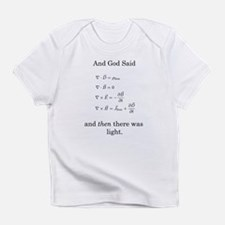 Maxwell's Equations Infant T-Shirt