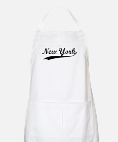 Vintage New York BBQ Apron