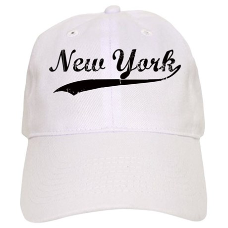 Vintage New York Cap