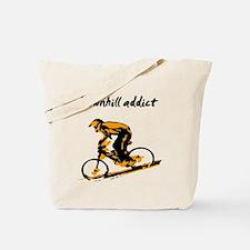 Cute Downhill Tote Bag