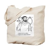 Cambridge latin course Canvas Tote Bag