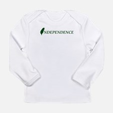 Taiwan Independence Long Sleeve Infant T-Shirt