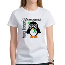 Penguin Cancer Awareness Tee