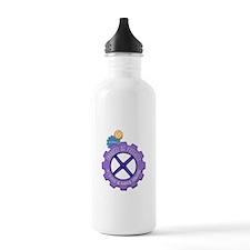 Carousel of Progress Water Bottle