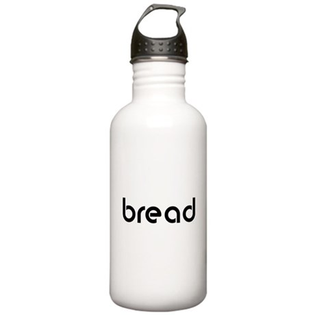 bread Stainless Water Bottle 1.0L
