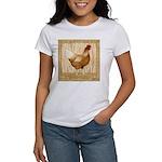 Golden Hen Women's T-Shirt