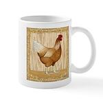 Golden Hen Mug