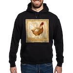 Golden Hen Hoodie (dark)