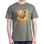 Golden Hen Dark T-Shirt