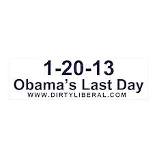 1-20-13 Obama's Last Day