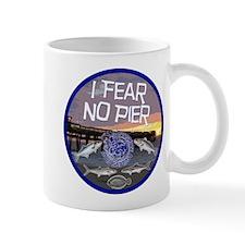 I Fear No Pier Mug