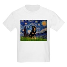 Starry Night & Rottie T-Shirt