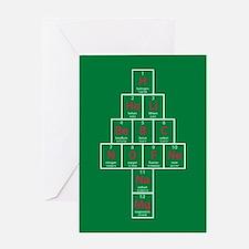 O Chemistry Christmas Card