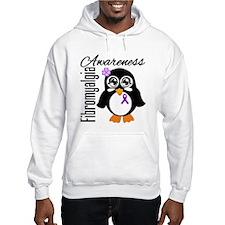 Penguin Fibromyalgia Hoodie