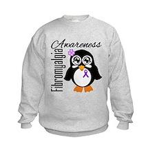 Penguin Fibromyalgia Sweatshirt