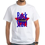 Sports curling Mens White T-shirts
