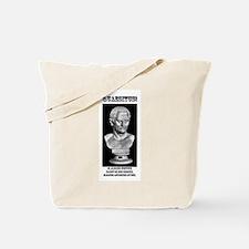 Cicero Wanted (Latin) Tote Bag