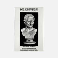 Cicero Wanted (Latin) Rectangle Magnet