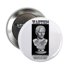 """CIcero Wanted (English) 2.25"""" Button"""
