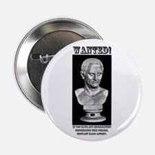 "CIcero Wanted (English) 2.25"" Button"