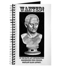 CIcero Wanted (English) Journal
