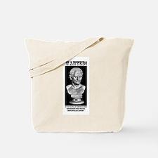 CIcero Wanted (English) Tote Bag