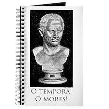 O tempora! O mores! Journal