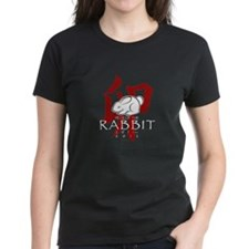 Usagidoshi - Year of the Rabbit Women's Dark Tee