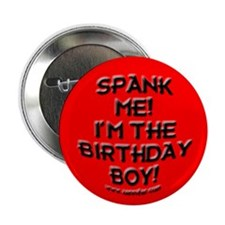 Birthday Fun for Guys! Button