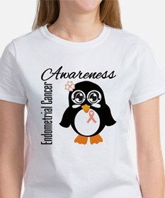 Penguin Diabetes Awareness Tee