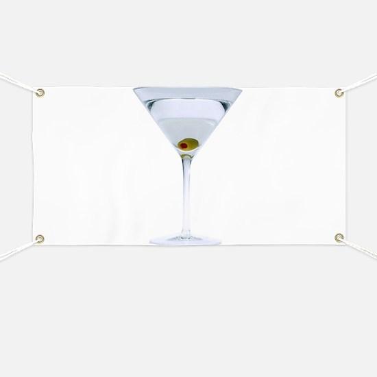 Martini Banner