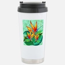 Funny Tropical flowers Travel Mug
