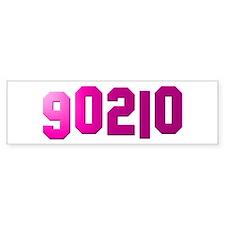 90210 Bumper Sticker