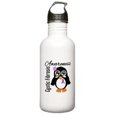 Penguin Cystic Fibrosis Water Bottle
