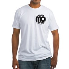 Metro Court Fitted T-Shirt